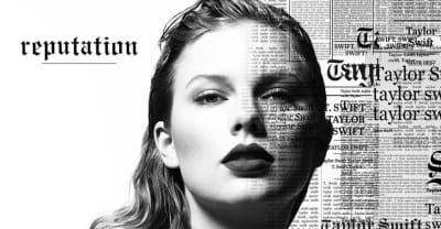 Taylor Swift's Reputation arrives on streaming services