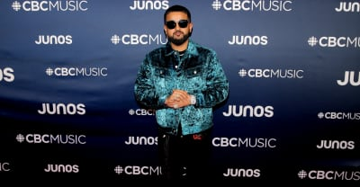 Nav hopes his new album is big enough to make TMZ notice him