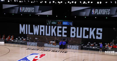 Multiple NBA games postponed as teams protest police shooting of Jacob Blake