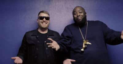 Watch Run The Jewels Scheme About Their Surprise Album Drop On Portlandia