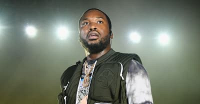 Meek Mill receives social justice award from NYU's McSilver Institute