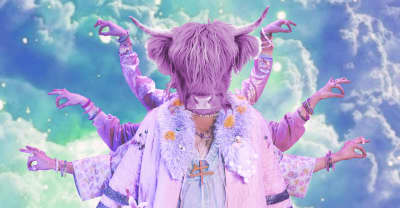 """Go down the internet rabbit hole with C.O.W. 牛 in their """"Cringe Lords"""" video"""