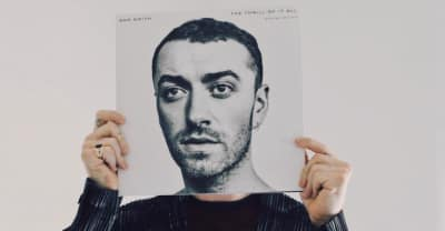 "Sam Smith teams with Timbaland for ""Pray"""