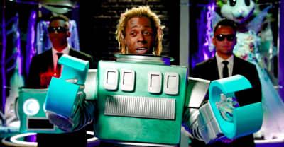 Lil Wayne was Robot on The Masked Singer season 2