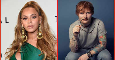 "Listen to Ed Sheeran's ""Perfect"" featuring Beyonce"