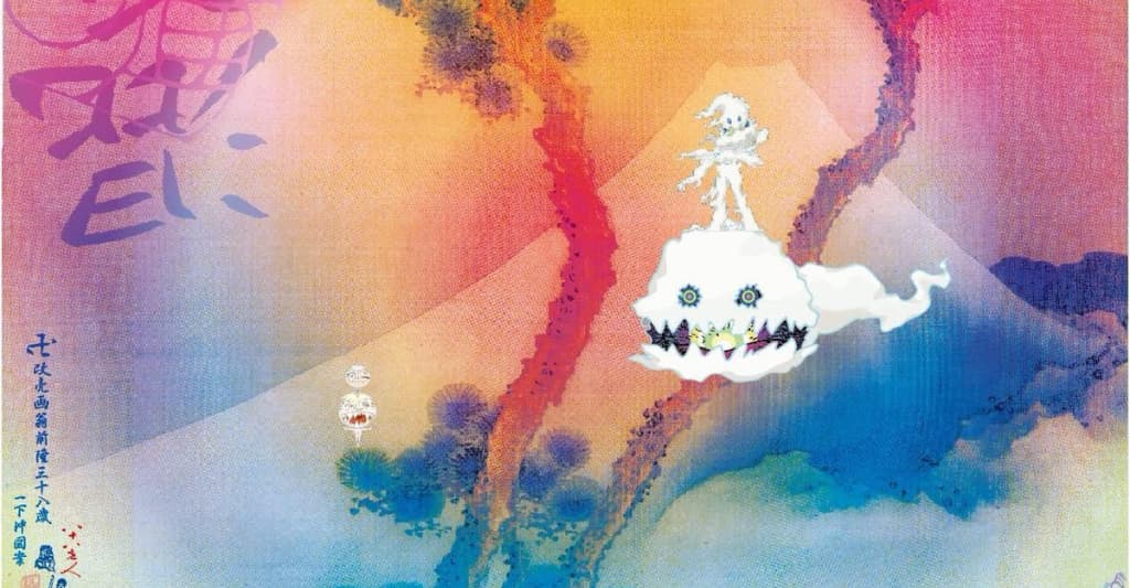 Kanye West and Kid Cudi release Kids See Ghosts