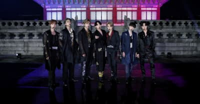 "BTS kick-off Tonight Show residency with ""Idol"" performance at Gyeongbokgung Palace"