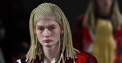 Comme Des Garçons apologizes after dressing white models in cornrow wigs