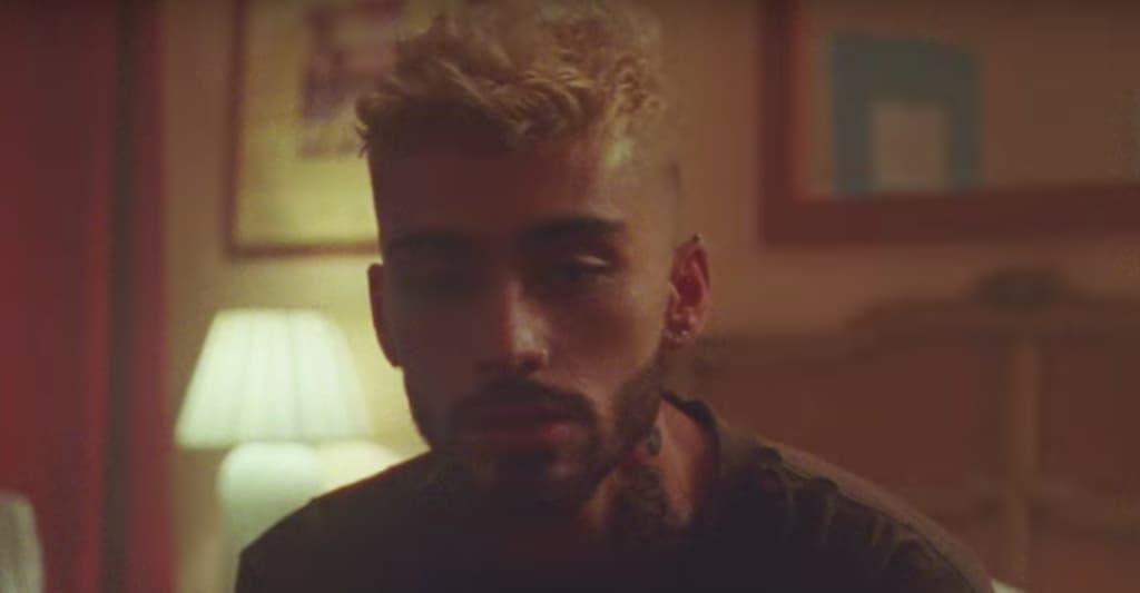 Watch The Video For Zayn Maliks New Single Entertainer The Fader
