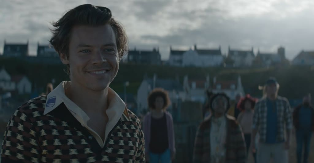 """Harry Styles shares Rosalía-narrated """"Adore You"""" video"""