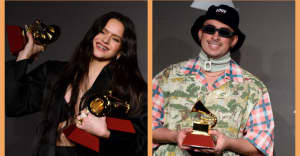 Rosalía and Bad Bunny triumph at 2019 Latin Grammys