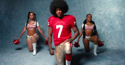 """YG pays homage to Colin Kaepernick in """"Swag"""" video"""