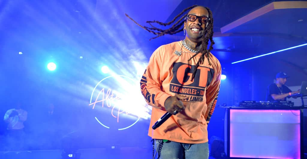 """Ty Dolla $ign flexes on new song """"Hottest In The City"""""""