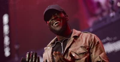 Stormzy causes spike in UK voter enrollment