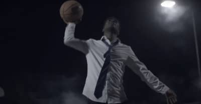 "The Music Video For Different Sleep And Jarrell Perry's ""No Time"" Is An Emotional Game Of Hoops"