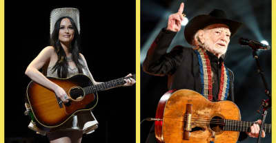 Watch Kacey Musgraves cover The Muppets with Willie Nelson at the 2019 CMAs