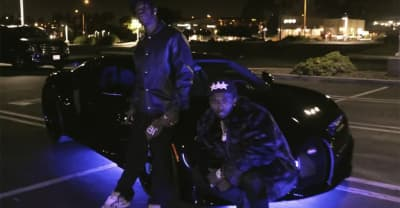 "Travis Scott, Pop Smoke share ""Gatti"" video"