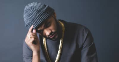 "Joyner Lucas Debuts ""I'm Sorry,"" A Moving Song About Mental Illness"