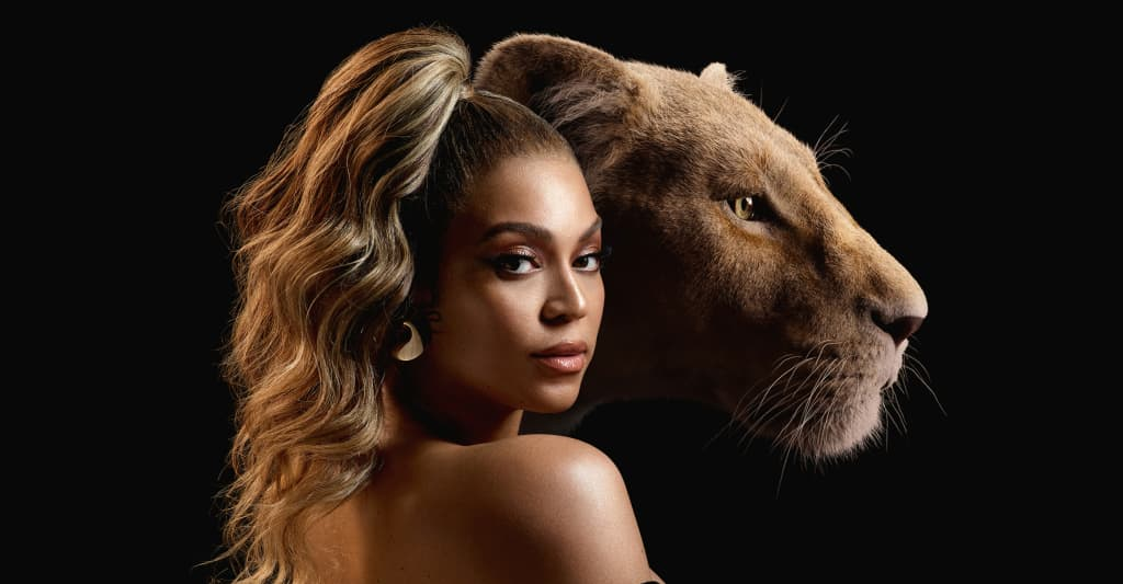 "Listen to Beyoncé's new song ""Spirit,"" from The Lion King"