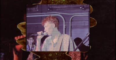 "Jump in the pit with King Krule and his ""Half Man Half Shark"" video"