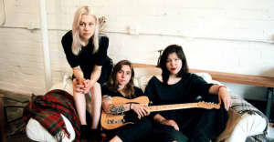 Julien Baker, Phoebe Bridgers, and Lucy Dacus announce collaborative EP