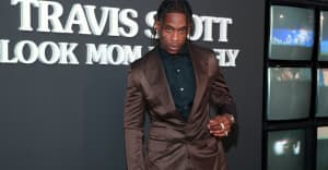 Travis Scott launches his own fragrance, reportedly eyeing move into hard seltzer