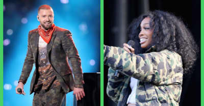 "Justin Timberlake and SZA share new song ""The Other Side"""