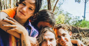 Big Thief share new album Two Hands and perform on Colbert