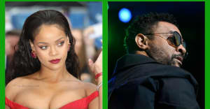 """Shaggy reportedly turned down a Rihanna collaboration because he didn't want to """"audition"""""""