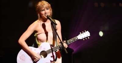 Taylor Swift announces new album evermore