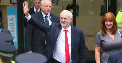 """Jeremy Corbyn On U.K. Election: """"Were Ready To Serve This Country"""""""