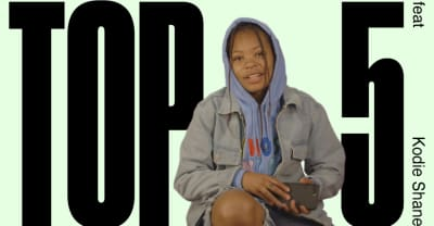 The top 5 Drake songs according to Kodie Shane