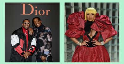"A$AP Rocky, A$AP Ferg, and Nicki Minaj share ""Runnin"""