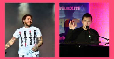 Watch Post Malone and Twenty One Pilots pander to British fans by covering Oasis together