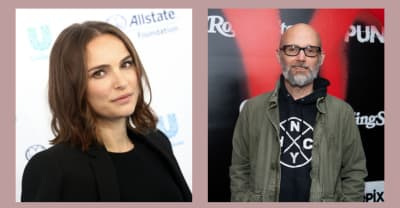 """Natalie Portman refutes """"creepy"""" Moby's claims that they dated"""