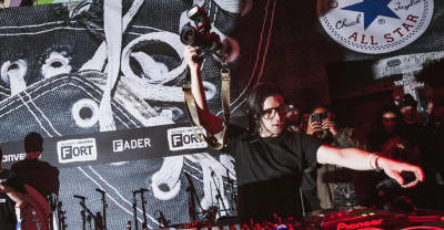 See Photos From Friday At FADER FORT Presented By Converse In New York