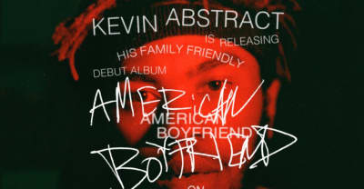 Kevin Abstract Announces Release Date For Upcoming Album American Boyfriend
