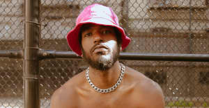 """Luke James, Ro James, and BJ The Chicago Kid dive into the '90s in """"go girl"""" video"""