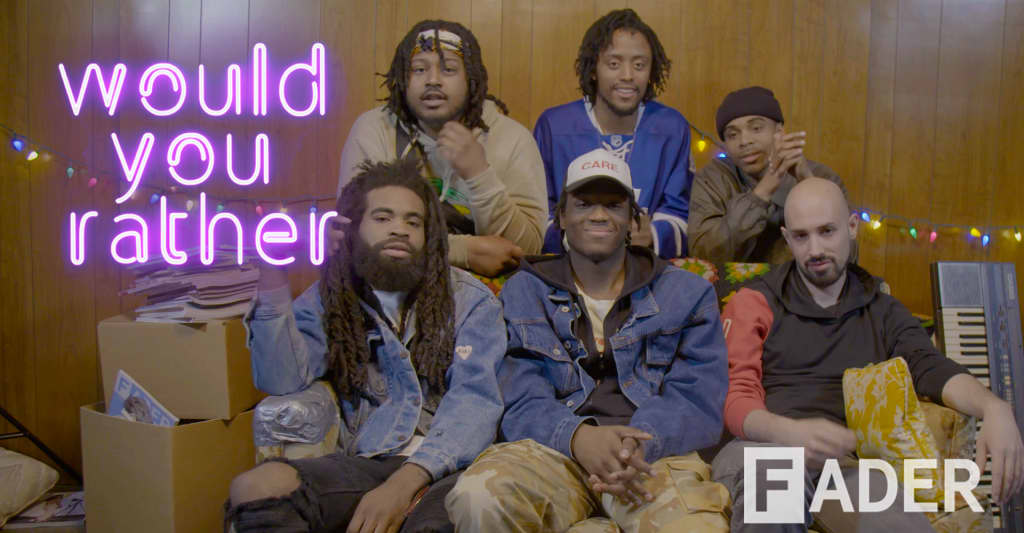 Please don't rap for Pivot Gang at any parties. Ever.