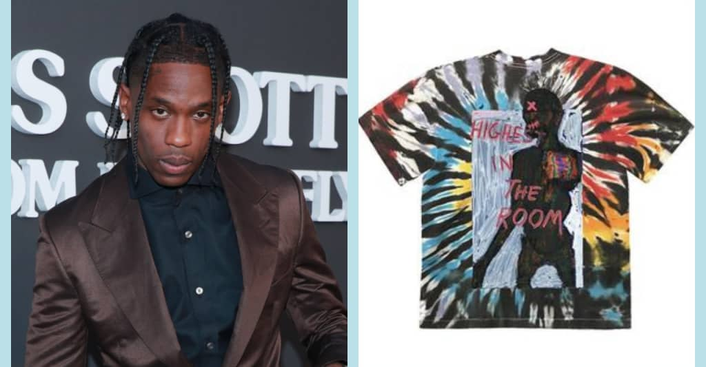"""See Travis Scott's entire """"Highest In The Room"""" merch collection"""