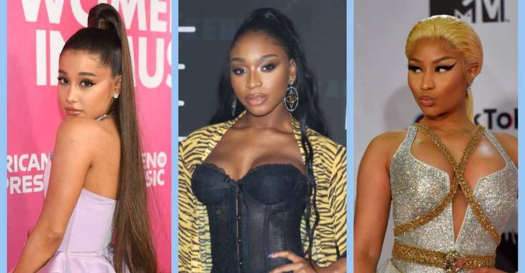 Ariana Grande, Normani and Nicki Minaj are dropping a collab next month