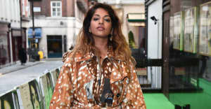 "M.I.A. says she's taking a break from music: ""I have to find another way"""