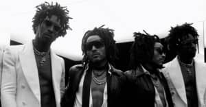 "SAINt JHN drops new ""Borders"" video feat Lenny Kravitz"