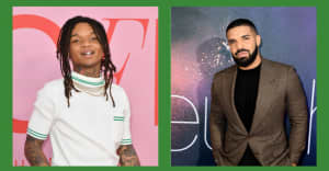 "Listen to Swae Lee and Drake's ""Won't Be Late"""