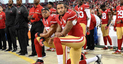 Colin Kaepernick Will Launch Website To Track $1 Million Donations