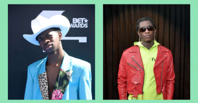 "Young Thug says Lil Nas X ""probably shouldn't"" have come out to the public"