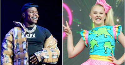 "DaBaby says he doesn't ""have a problem"" with JoJo Siwa"