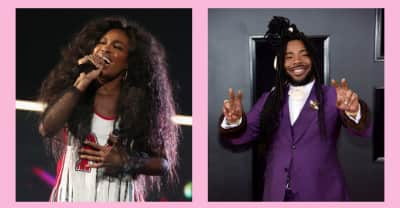 Watch SZA and DRAM perform a deep cut on stage together