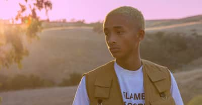 Jaden Smith announces release date for SYRE