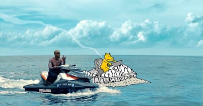 "Freddie Gibbs shows his acting chops and jet-ski skills in the ""Giannis"" video"
